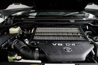 2019 Toyota Landcruiser VDJ200R Sahara Silver Pearl 6 Speed Sports Automatic Wagon