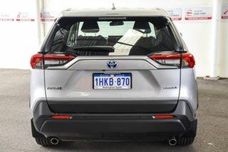 2020 Toyota RAV4 Axah52R GX 2WD Silver Sky 6 Speed Constant Variable Wagon Hybrid