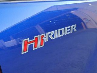 2016 Ford Ranger PX MkII XLT Super Cab 4x2 Hi-Rider Blue 6 Speed Sports Automatic Utility.