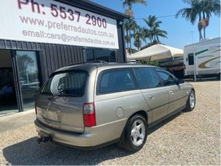 1999 Holden Commodore VTII Executive Bronze 4 Speed Automatic Wagon.
