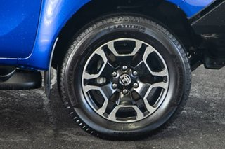2020 Toyota Hilux GUN126R SR5 Double Cab Nebula Blue 6 Speed Sports Automatic Utility