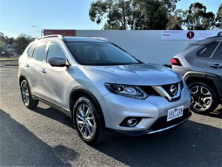 2016 Nissan X-Trail T32 Ti X-tronic 4WD 7 Speed Constant Variable Wagon.