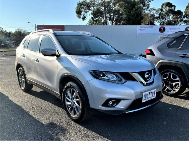 Pre-Owned Nissan X-Trail T32 Ti X-tronic 4WD Ferntree Gully, 2016 Nissan X-Trail T32 Ti X-tronic 4WD 7 Speed Constant Variable Wagon