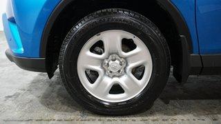 2018 Toyota RAV4 ZSA42R GX 2WD Blue Gem 7 Speed Constant Variable Wagon