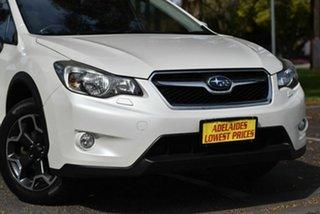 2012 Subaru XV G4X MY12 2.0i-S AWD White 6 Speed Manual Wagon