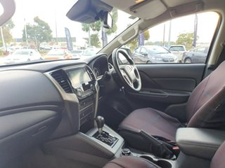 2020 Mitsubishi Triton MR MY20 GLX-R Double Cab White 6 Speed Sports Automatic Utility