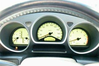 2004 Toyota Aristo JZS161 Black 4 Speed Automatic Sedan
