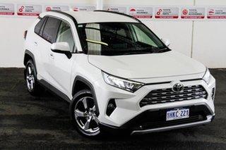 2020 Toyota RAV4 Mxaa52R GXL 2WD Crystal Pearl 10 Speed Constant Variable Wagon.