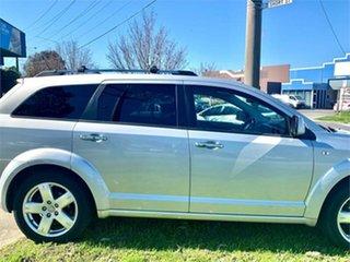 2010 Dodge Journey JC MY09 R/T Grey 6 Speed Automatic Wagon