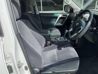 2017 Toyota Landcruiser Prado GDJ150R MY16 GXL (4x4) Glacier White 6 Speed Automatic Wagon