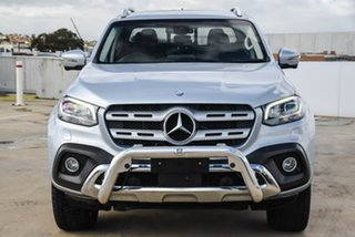 2018 Mercedes-Benz X-Class 470 X250d 4MATIC Power Silver 7 Speed Sports Automatic Utility