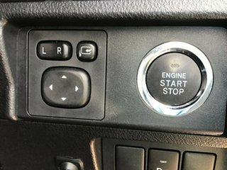 2016 Toyota Landcruiser Prado GDJ150R GXL Silver 6 Speed Sports Automatic SUV
