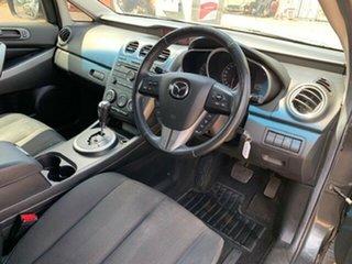 2011 Mazda CX-7 Classic Grey 4 Speed Auto Active Select Wagon