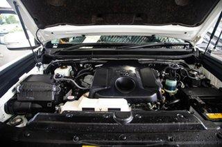 2018 Toyota Landcruiser GDJ150R MY18 Prado GXL (prem Int) (4x4) Glacier White 6 Speed Automatic