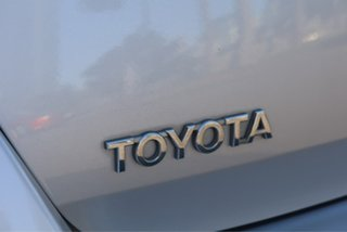 2013 Toyota Corolla ZRE182R Ascent Sport S-CVT Silver Pearl 7 Speed Constant Variable Hatchback