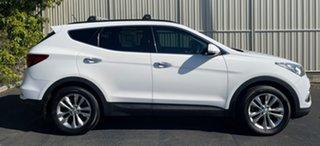 2016 Hyundai Santa Fe DM3 MY17 Elite Creamy White 6 Speed Sports Automatic Wagon.