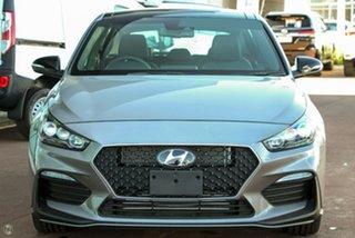 2021 Hyundai i30 PD.V4 MY21 N Line Premium Silver 6 Speed Manual Hatchback.