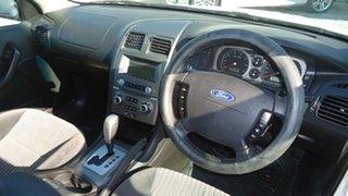 2005 Ford Falcon BF XT White 4 Speed Sports Automatic Sedan