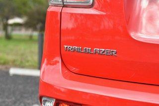2017 Holden Trailblazer RG MY18 LT Red 6 Speed Sports Automatic Wagon