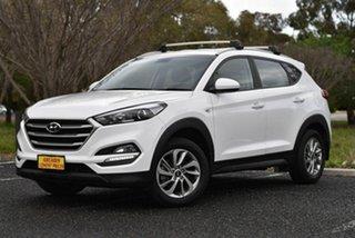 2017 Hyundai Tucson TLe MY17 Active 2WD White 6 Speed Sports Automatic Wagon.