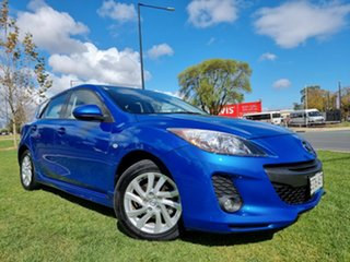 2012 Mazda 3 BL10F2 Maxx Activematic Sport Blue 5 Speed Sports Automatic Hatchback.