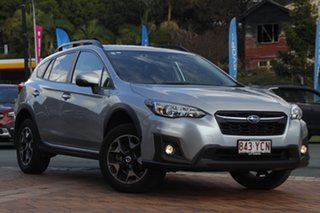 2018 Subaru XV G5X MY18 2.0i Premium Lineartronic AWD Silver 7 Speed Constant Variable Wagon.