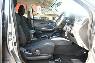 2018 Mitsubishi Triton MQ MY18 GLS (4x4) Grey 5 Speed Automatic Dual Cab Utility