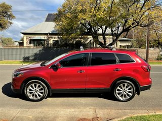 2013 Mazda CX-9 TB10A5 Luxury Activematic AWD Red 6 Speed Sports Automatic Wagon