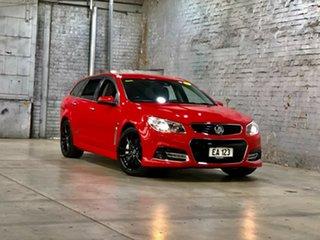 2014 Holden Commodore VF MY14 SS V Sportwagon Redline Red 6 Speed Sports Automatic Wagon.