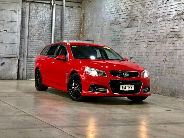 Used Holden Commodore VF MY14 SS V Sportwagon Redline Mile End South, 2014 Holden Commodore VF MY14 SS V Sportwagon Redline Red 6 Speed Sports Automatic Wagon