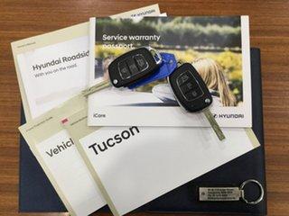2020 Hyundai Tucson TL4 MY21 Active X 2WD Black 6 Speed Automatic Wagon
