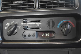 2004 Mitsubishi Triton MK MY04 GL 4x2 White 5 Speed Manual Cab Chassis