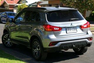 2019 Mitsubishi ASX XC MY19 LS 2WD Grey 6 Speed Constant Variable Wagon.