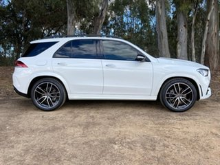 2020 Mercedes-Benz GLE-Class V167 800+050MY GLE400 d 9G-Tronic 4MATIC White 9 Speed Sports Automatic.