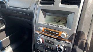 2009 Ford Territory SY MkII TX (RWD) Silver 4 Speed Auto Seq Sportshift Wagon