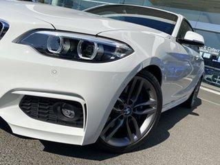 2019 BMW 230i F22 MY17 M Sport Alpine White 8 Speed Automatic Coupe.
