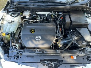 2010 Mazda 3 BL10F1 Neo Activematic White 5 Speed Sports Automatic Sedan