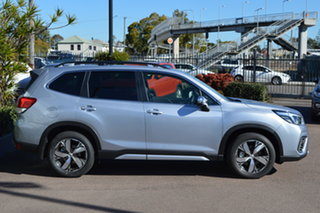 2021 Subaru Forester S5 MY21 2.5i-S CVT AWD Ice Silver Metallic 7 Speed Constant Variable Wagon