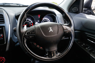 2013 Peugeot 4008 MY13 Active 2WD Silver 6 Speed Constant Variable Wagon