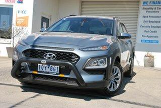 2020 Hyundai Kona OS.3 MY20 GO (FWD) Grey 6 Speed Automatic Wagon.