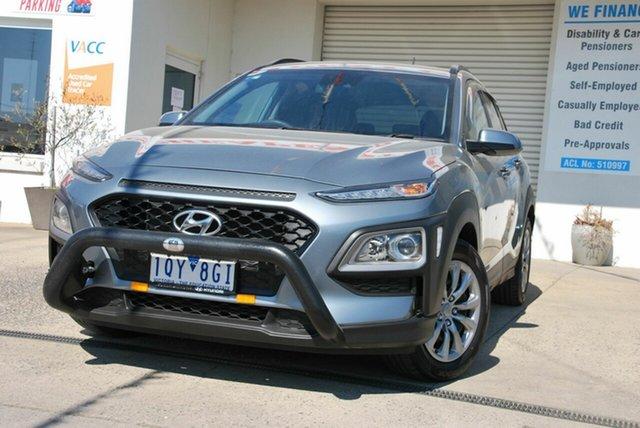 Used Hyundai Kona OS.3 MY20 GO (FWD) Wendouree, 2020 Hyundai Kona OS.3 MY20 GO (FWD) Grey 6 Speed Automatic Wagon
