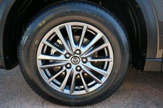 2018 Mazda CX-5 MY19 (KF Series 2) Touring (4x4) Grey 6 Speed Automatic Wagon.