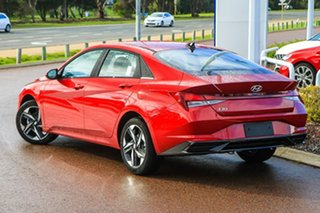 2021 Hyundai i30 CN7.V1 MY21 Active Fiery Red 6 Speed Sports Automatic Sedan