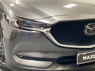 2019 Mazda CX-5 KF4WLA Touring SKYACTIV-Drive i-ACTIV AWD Grey 6 Speed Sports Automatic Wagon.