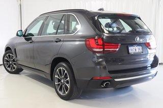 2016 BMW X5 F15 xDrive30d Grey 8 Speed Sports Automatic Wagon.