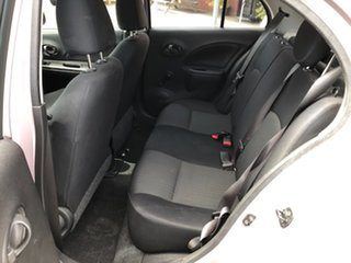 2012 Nissan Micra K13 ST Purple 4 Speed Automatic Hatchback