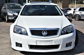 2015 Holden Caprice WN II MY16 V White 6 Speed Sports Automatic Sedan.