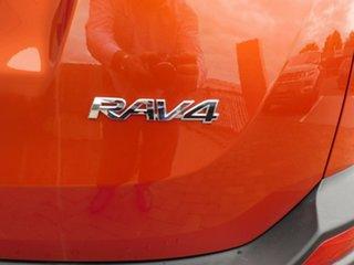 2015 Toyota RAV4 ZSA42R GXL 2WD Orange 6 Speed Manual Wagon