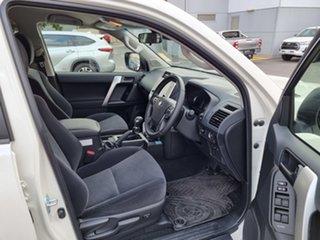 2021 Toyota Landcruiser Prado GDJ150R GXL Crystal Pearl 6 Speed Sports Automatic Wagon.