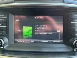 2017 Kia Sorento UM MY17 SLi AWD Silver 6 Speed Sports Automatic Wagon